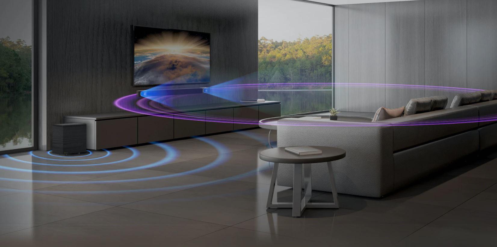 Barre de son KLIPSCH Cinema 400W SoundBar image 01