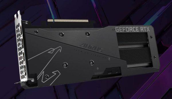 GIGABYTE RTX 3060 Ti Elite 8G Rév.2 image 04