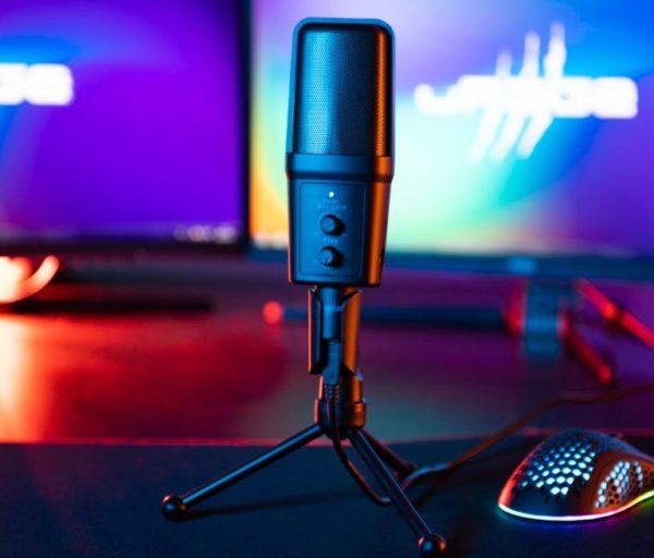 Microphone de jeu HAMA uRage Stream 700 HD image 01