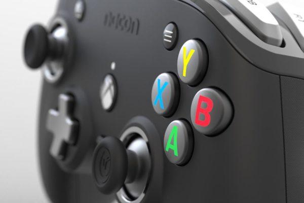 NACON Pro Compact Controller Noire image 01