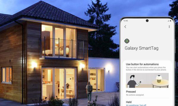 SAMSUNG EI-T5300 Galaxy SmartTag image 04