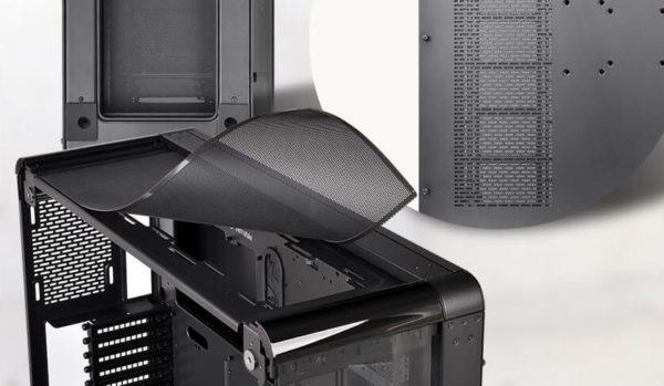 THERMALTAKE Core P8 TG Noir image 04