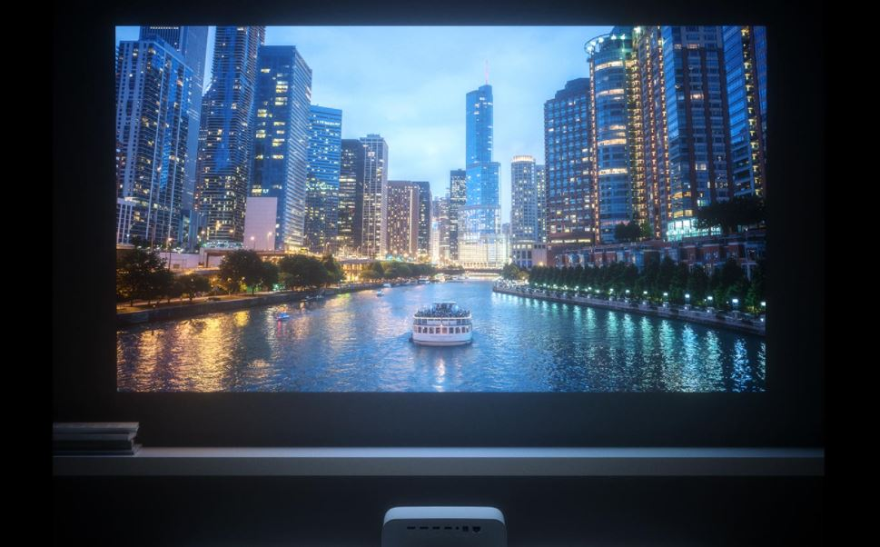 XIAOMI Mi Smart Projector 2 Pro image 01
